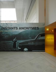 Exposition Instants Anonymes